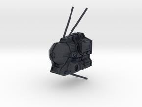 "Taiidan ""Koshiir-ra"" Defense Fighter in Black Professional Plastic"