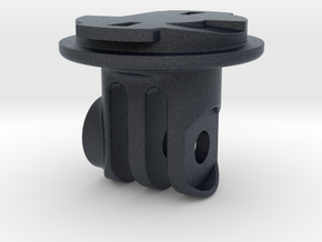 Wahoo Male to GoPro Adapter in Black PA12