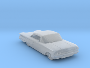 Jeepers creeper 60 chevy 160 scale in Smooth Fine Detail Plastic