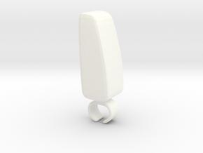 Arm of the robot in White Processed Versatile Plastic