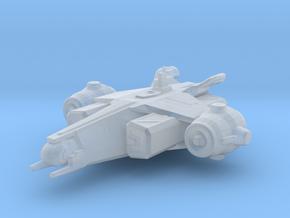 Mercenary Gunship in Smooth Fine Detail Plastic