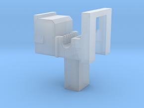 Shade Cord Lock 706 Louverdrape Insert in Smooth Fine Detail Plastic