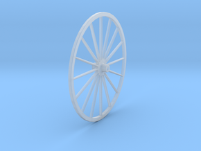 Wheel for Butterfly Gig in Smooth Fine Detail Plastic