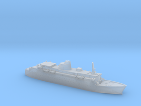 1/2400 HMS Keren in Smooth Fine Detail Plastic