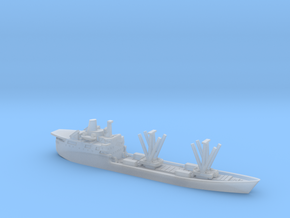 1/2400 MV St Helena Falklands in Smooth Fine Detail Plastic