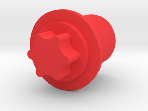 Boost motor spindle replacement in Red Processed Versatile Plastic