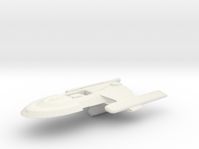 patrol craft in White Natural Versatile Plastic