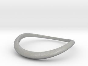 Wave Ring in Aluminum