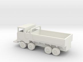 1/87 Scale M656 in White Natural Versatile Plastic