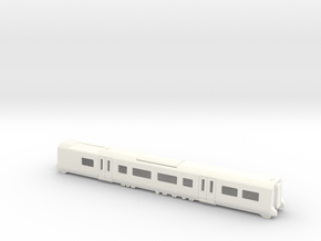 380 TOS Bodyshell N Gauge in White Processed Versatile Plastic