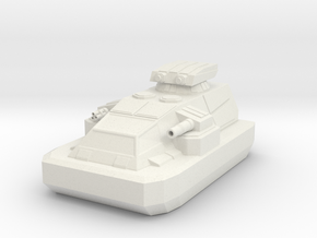 Condor Heavy Hover tank in White Natural Versatile Plastic