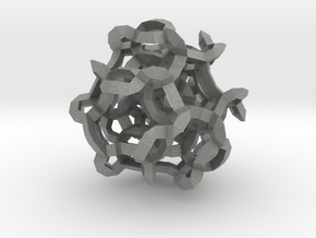 Trifractal in Gray Professional Plastic