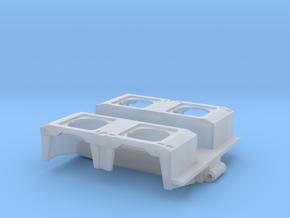 Pendel-x-2achs-modul in Smoothest Fine Detail Plastic