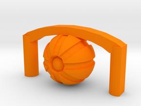 Matrix of Prima in Orange Processed Versatile Plastic