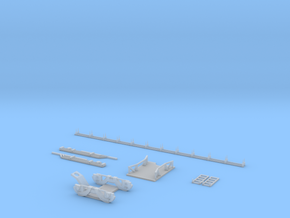 Cab Forward AC12 additional accessories and parts in Smooth Fine Detail Plastic