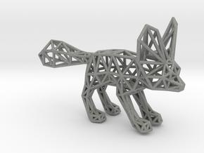 Fennec Fox (adult) in Gray PA12