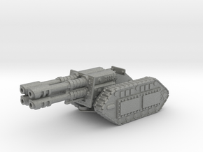 28mm Reaver laser gun in Gray Professional Plastic
