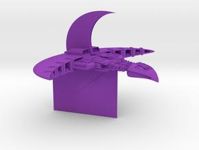 Centauri - Vorchan (3 x / 3.874 y / 2.614 z) in Purple Processed Versatile Plastic