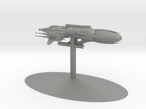 Drazi - Sunhawk (3.286 x / 1.972 y / 1.744 z) in Gray Professional Plastic