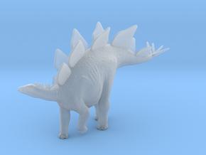 Stegosaurus Walk 1/72 in Smooth Fine Detail Plastic