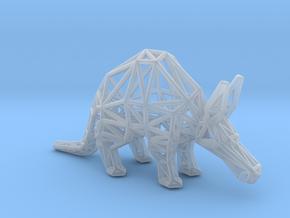 Aardvark (adult) in Smooth Fine Detail Plastic