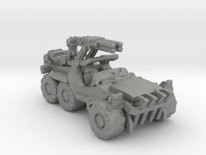 RDA SWANa2 160 scale in Gray Professional Plastic