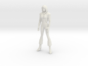 Printle V Femme 949 - 1/24 - wob in White Natural Versatile Plastic