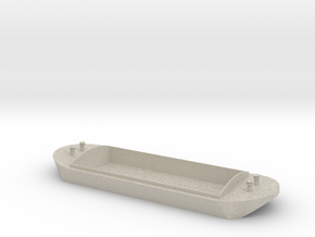 OO / HO T&F Barge - Large in Natural Sandstone