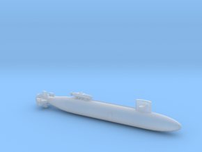 SSN-684 CAVALLA 1800 FH 20180804 in Smooth Fine Detail Plastic
