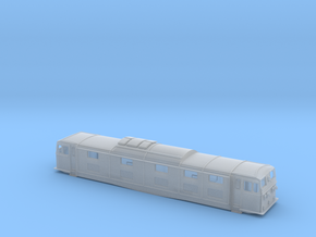 BR EM1 Class 76 Bodyshell Version 2 N Gauge (1/148 in Smooth Fine Detail Plastic