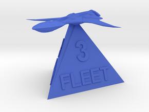 Xindi Fleet 3 in Blue Processed Versatile Plastic