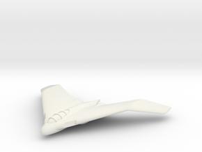 (1:285) Heinkel He P.1079B/II in White Natural Versatile Plastic