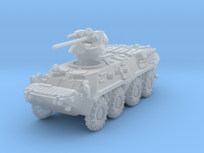 MG144-R21A BTR-80A in Smooth Fine Detail Plastic