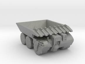 Hell Truck V2 160 scale in Gray Professional Plastic
