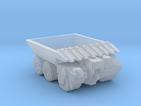 Hell Truck V2 285 scale in Smooth Fine Detail Plastic