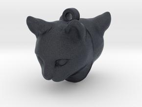 Cat Back-To-Back Earring in Black PA12
