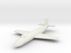 (1:144) Junkers Ju EF127.02 in White Natural Versatile Plastic