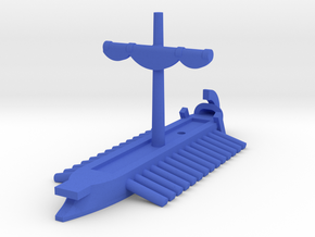1/1200 Spartan Hemiolia Game Pieces in Blue Processed Versatile Plastic: Extra Small