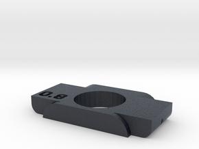 Anticondensa Billet Box Rev4  0.8 in Black PA12