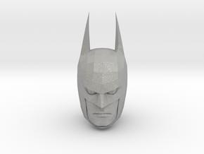 Batman Head in Aluminum