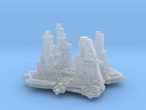 Alien USCSS Nostromo ore refinery /screen accurate in Smooth Fine Detail Plastic