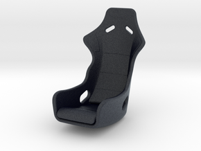 Race Seat ProSPA - 1/24 in Black Professional Plastic