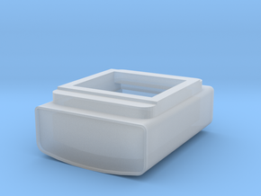 Fuel tank2 in Smooth Fine Detail Plastic