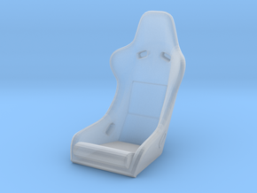 Race Seat RType2 - 1/24 in Smooth Fine Detail Plastic