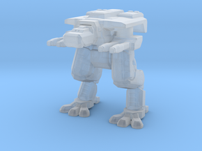 Warhound Titan Epic micro in Smooth Fine Detail Plastic