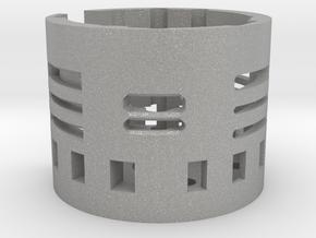 Nano biscotte V3 +v4 holder  in Aluminum