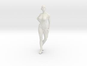 Printle N Femme 782 - 1/32 - wob in White Natural Versatile Plastic