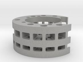 89 Sabers Graflex NB4 and 18650 extension alternat in Aluminum