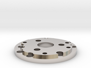 Chassis disk  in Platinum