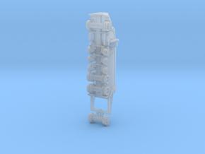 kwT800 SuperDump roller in Smoothest Fine Detail Plastic: 1:200